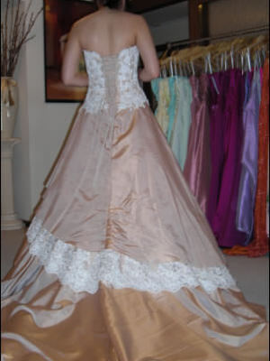 Maggie Sottero – Size 10 dress – Melton West - 2