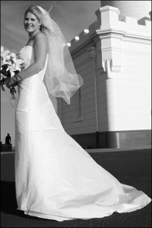 Size 10 dress | Second hand wedding dresses Nudgee Beach - Size 10
