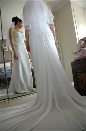 Size 10 dress | Second hand wedding dresses Thornleigh - Size 10