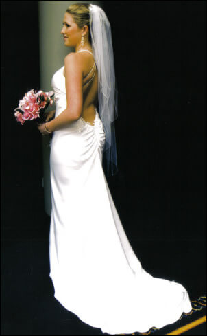 Size 12 dress | Second hand wedding dresses Oxenford - Size 12