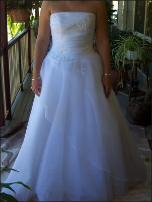 Size 12 dress | Second hand wedding dresses Emerald - Size 12