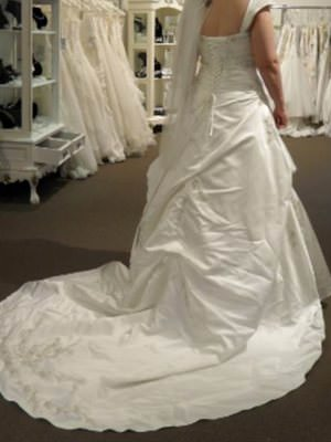 Tuscany Bridal – Size 16  dress | Second hand wedding dresses Byford - 2