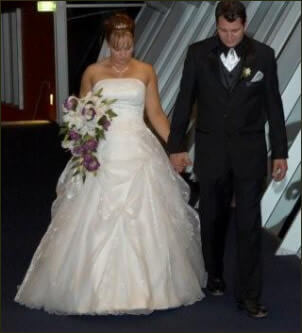 Size 12 dress | Second hand wedding dresses Townsville - Size 12