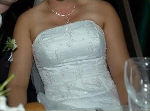 Size 12 dress | Second hand wedding dresses Townsville - 2