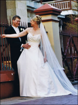 Size 12 dress | Second hand wedding dresses Farrer - Size 12