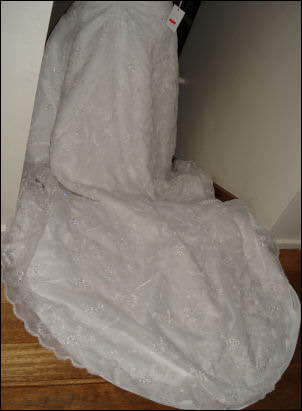 Size 12 dress | Second hand wedding dresses Karingal - 2