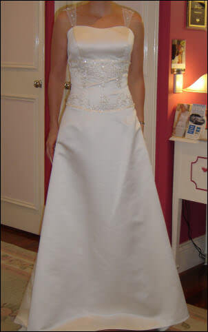Size 10 dress | Second hand wedding dresses Currajong - Size 10