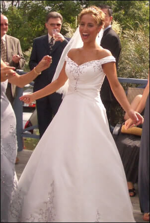 Size 10 dress | Second hand wedding dresses Neutral Bay - Size 10