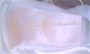 Mariana Hardwick – Size 10 Silk dress | Second hand wedding dresses Maribyrnong - 2