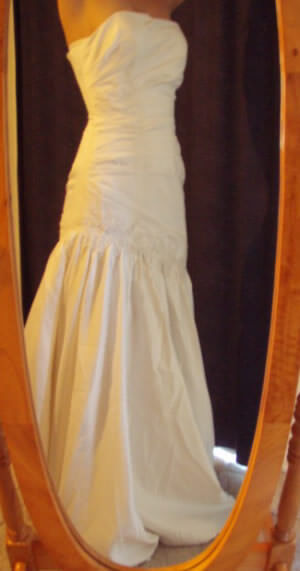 Size 10 dress | Second hand wedding dresses Padstow - Size 10