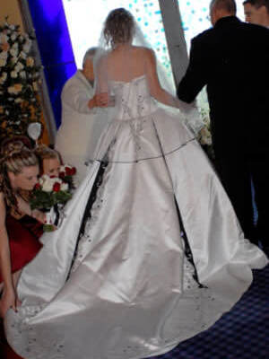 Maggie Sottero – Size 10 dress – Quakers Hill - 2