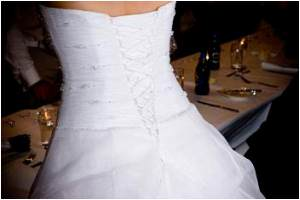 Size 10 dress | Second hand wedding dresses Newcastle, Warners Bay - 2
