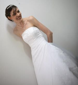 Size 6 dress | Second hand wedding dresses Brisbane - Size 6