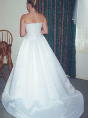 Size 10 dress | Second hand wedding dresses Sydney - 2