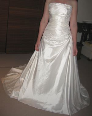 Size 12 dress | Second hand wedding dresses Jandakot - Size 12