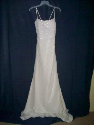 Size 10 dress | Second hand wedding dresses WARRA - 2