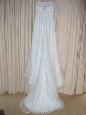 Lace dress – Size 12 Lace dress | Second hand wedding dresses Kalorama - 2