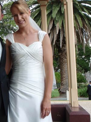 Maggie Sottero – Size 8  dress | Second hand wedding dresses Glenelg - Size 8