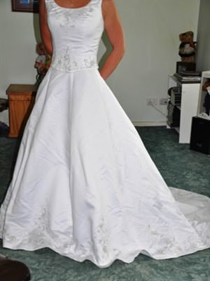 Size 12 dress | Second hand wedding dresses Fountain Gate - Size 12