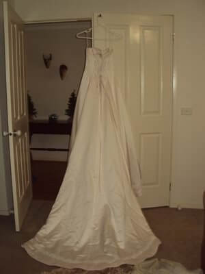Size 8 dress – Melton - 2