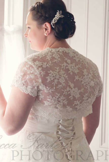 Henry Roth – Size 12 Ball Gown dress | Second hand wedding dresses Morwell - 5