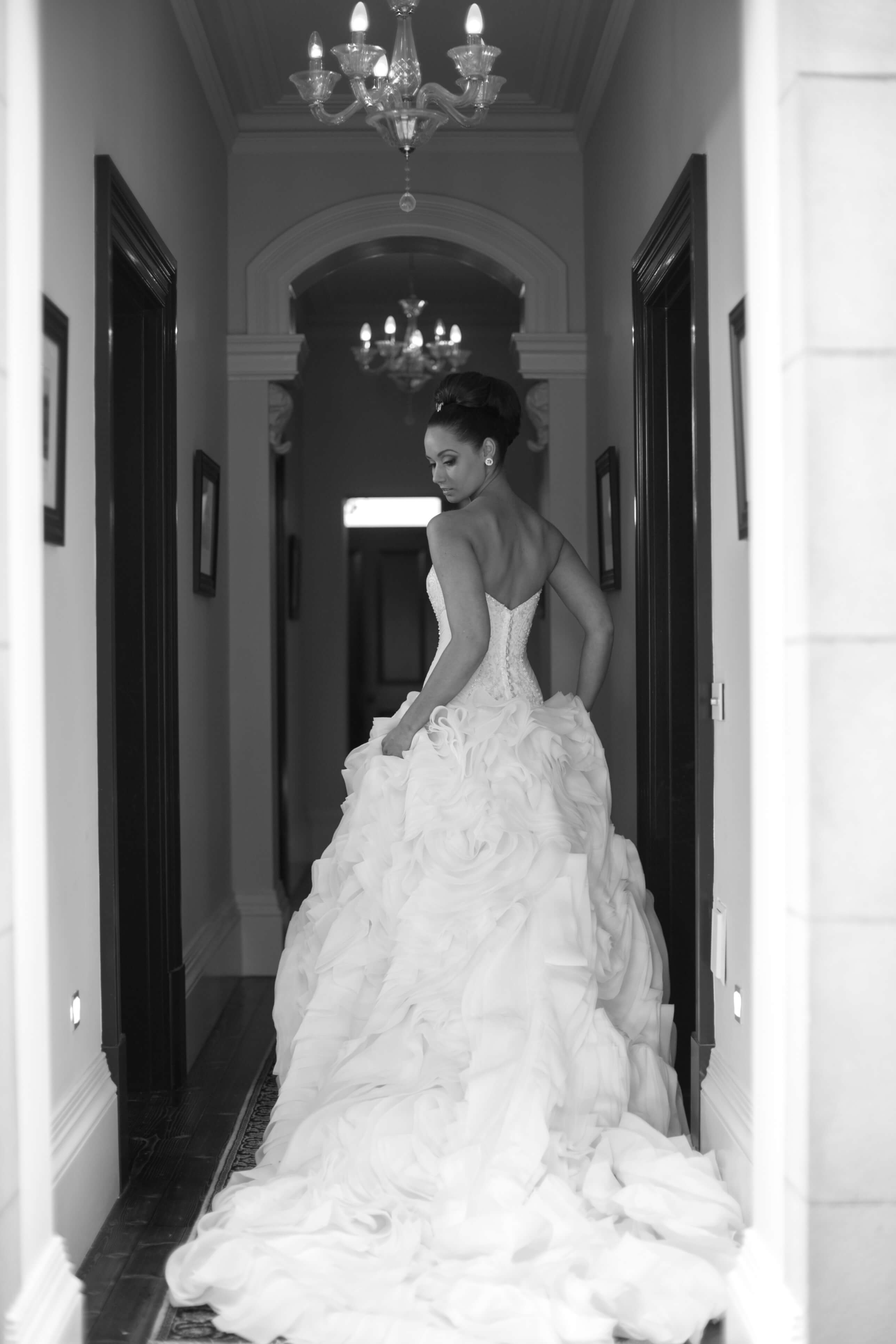 Bespoke / Other – Size 8 Ball Gown dress | Second hand wedding dresses rowville - Size 8