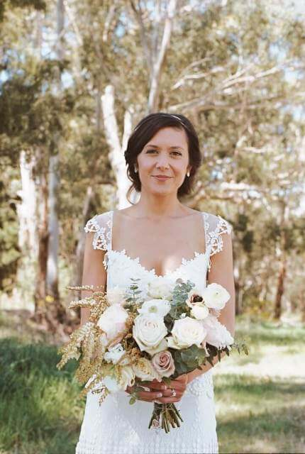 Claire Pettibone – Size 8 Vintage dress | Second hand wedding dresses Ballarat - 4