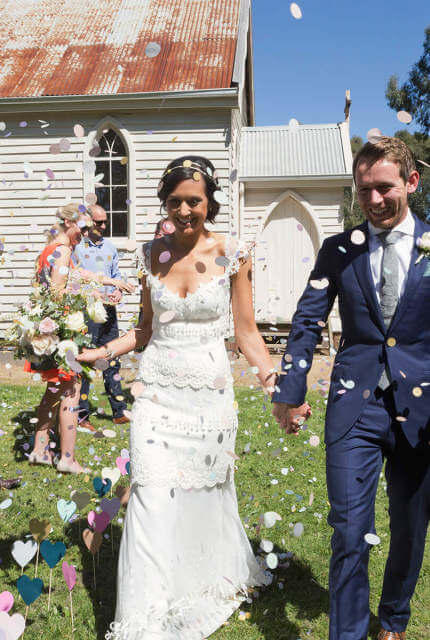 Claire Pettibone – Size 8 Vintage dress | Second hand wedding dresses Ballarat - 3