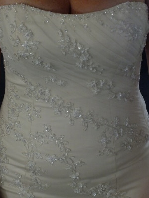Maggie Sottero – Size 8 dress – tapping, perth - 3