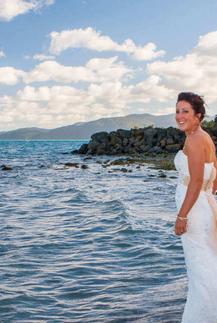 Mermaid Bridal – Size 8 Strapless dress | Second hand wedding dresses Ormeau Hills - Size 8