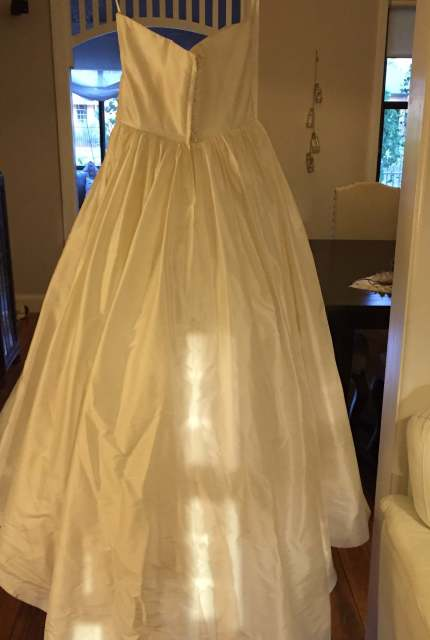 Wendy Makin – Size 12 Ball Gown dress | Second hand wedding dresses Mildura - 3