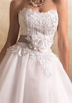 Maggie Sottero – Size 12 Ball Gown dress | Second hand wedding dresses Wynnum West - 7