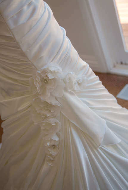 Sottero and Midgley – Size 8 Fishtail dress | Second hand wedding dresses Diamond Creek - 4