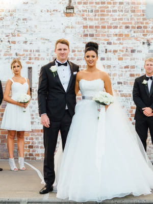 Maggie Sottero – Size 12 Ball Gown dress | Second hand wedding dresses Wynnum West - 3