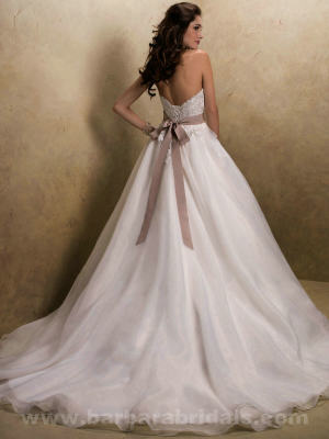 Maggie Sottero – Size 12 Ball Gown dress | Second hand wedding dresses Wynnum West - 6