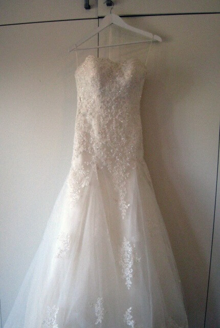 Brides Desire – Size 8 A-Line dress | Second hand wedding dresses Maroubra - 3