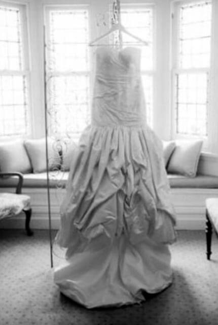 Romeo Bastone – Size 8 Strapless dress | Second hand wedding dresses Oak Park - Size 8