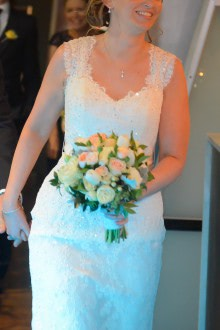 San Patrick – Size 10 A-Line dress | Second hand wedding dresses Nunawading - 2