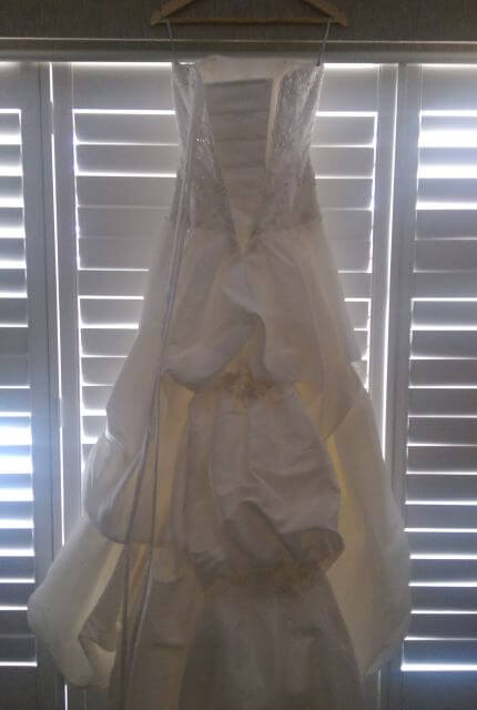 Maggie Sottero – Size 8 – Clyde North - 5