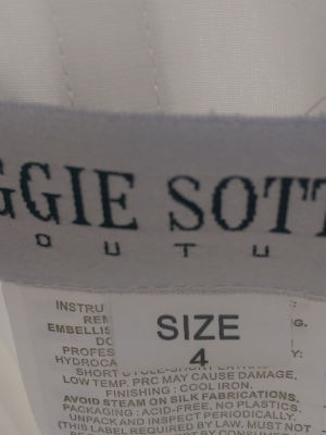 Maggie Sottero – Size 8 – Clyde North - 8