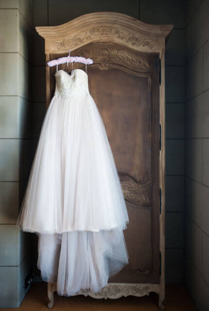 Suzanne Harward – Size 10 Strapless dress | Second hand wedding dresses Elwood - 10