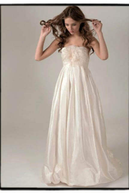 Clarissa Grace – Size 10 Strapless dress | Second hand wedding dresses Breakfast Point - Size 10