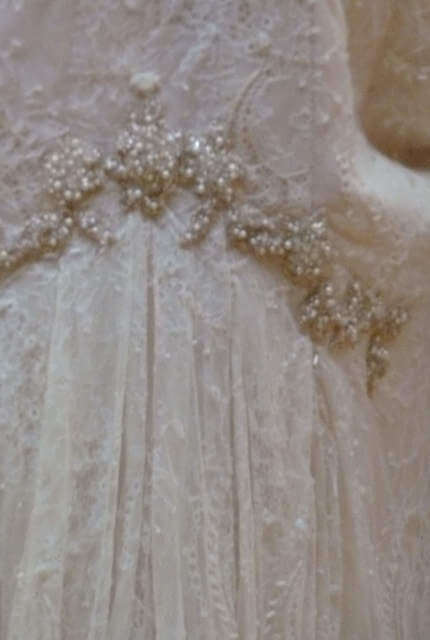 Maggie Sottero – Size 10 Strapless dress | Second hand wedding dresses Cockatoo - 4