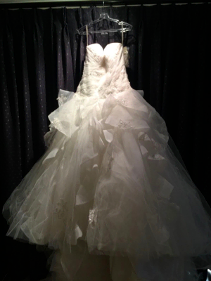 Maggie Sottero – Size 14 Ball Gown dress | Second hand wedding dresses Windsor Gardens - 4