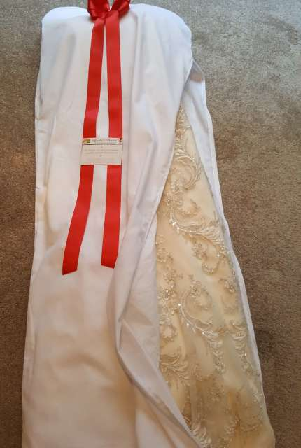 Sottero and Midgley – Size 8 Fishtail dress | Second hand wedding dresses Coburg North - 9