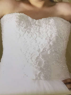 Personalised Weddings Couture – Size 16 – Revesby - 4