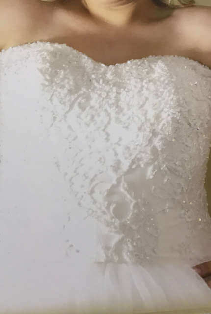 Personalised Weddings Couture – Size 16 Ball Gown dress | Second hand wedding dresses Revesby - 4