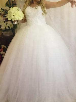 Personalised Weddings Couture – Size 16 – Revesby - 5