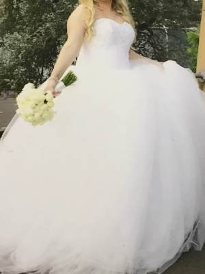 Personalised Weddings Couture – Size 16 – Revesby - 3