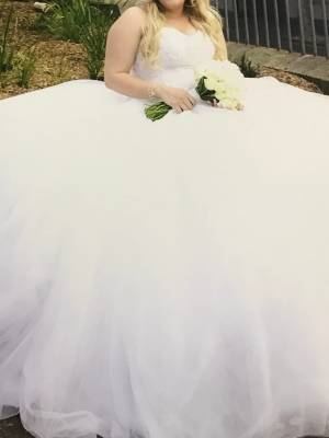 Personalised Weddings Couture – Size 16 – Revesby - 12